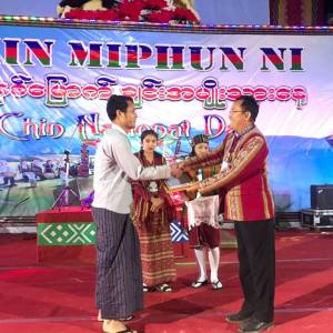 KBZ Brighter Future Myanmar Foundation donates four new water bowsers to Chin State