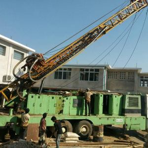 တောင်ကြီးမြို့၊ မေတ္တာရှင်ကုသိုလ်ဖြစ်အခမဲ့ဆေးရုံတွင်း တူးဖေါ်လှူဒါန်းပေးသော စက်ရေတွင်းရေအောင်ပြီ။